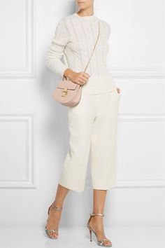 Chlo¨¦ - Drew on Pinterest | Chloe, Leather Shoulder Bags and ...