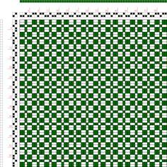 Weaving Draft Page IX Figure 10, Posselt's Textile Journal, April 1914, United States, 1907-1915, #60265
