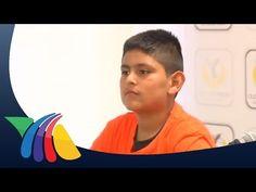Un pequeño héroe en la explosión de Cuajimalpa   Noticias - YouTube