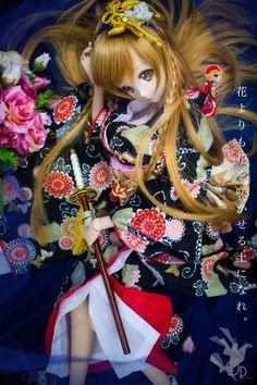 Smart Doll Mirai Suenaga by Yuki__n__hoshi