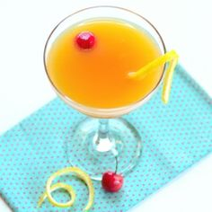 Three ingredient, extraordinary New Year's Champagne Cocktail...Cheers!!!