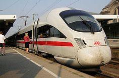 ICE-T in Nürnberg Hauptbahnhof
