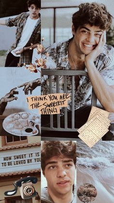 Find images and videos about wallpaper, Collage and backgrounds on We Heart It - the app to get lost in what you love. Movie Wallpapers, Cute Wallpapers, Future Boyfriend, Future Husband, Cute Celebrities, Celebs, Foto Top, Lara Jean, Disney Channel
