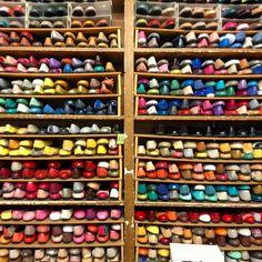 Kokua shoe store / Barcelona, Spain