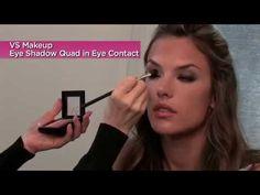 Смоки-макияж Алессандры Амбросио VS Beauty