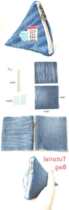 Coin Wallet Making Diy Coin Wallet, Coins, Sewing, How To Make, Diy, Bags, Clothes, Handbags, Outfits