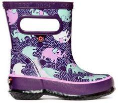 Bogs Kids' Skipper Elephants Rain Boot Toddler/Preschool elephant stuff | elephant themed | baby elephant | elephant theme | elephant gifts | boy elephant | elephant girl | cute #kidsfashion #kids #elephants #nursery #ad