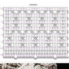 Knitted-patterns.com cable crochet free pattern #haken #crochet #crochetideas #crochetaddict #hakeln #instacrochet #instahaken #croche #ganchillo #virka #freepattern #gehaakt #cablecrochet