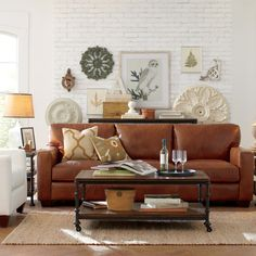 Like the concept/layout of the decorations behind the couch and the general decor of the room.