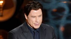John Travolta: 'Beating myself up' over name flub at Oscars  (Photo: Kevin Winter / Getty Images)