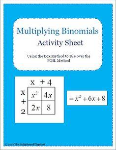 math worksheet : monomial multiplication worksheet  algebra ii or precalculus  : Monomial Multiplication Worksheet