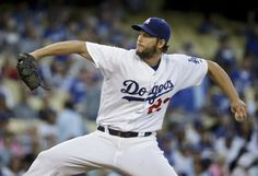 Kershaw indomable y Dodgers blanquearon a los Braves.