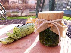 máslo a pesto z medvědího česneku Pesto, Gifts, Presents, Favors, Gift