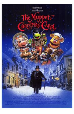 The Muppet Christmas Carol: one of my favorite Christmas traditions!