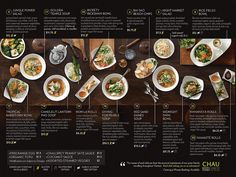 Menu | Vancouver Vegetarian, Vegan, Vietnamese Restaurant | CHAU VEGGIEXPRESS