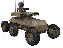 Unmanned ground vehicle - Wikipedia, the free encyclopedia