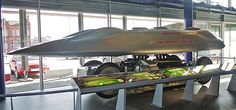 Railton Special from rear and side with the shell lifted - Railton Special - Wikipedia, the free encyclopedia