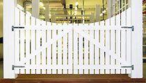 New Home Designs, Garden Gates, Fences, Plank, Gazebo, New Homes, Design Ideas, Outdoors, House Design
