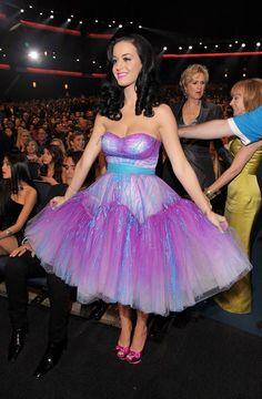 Katy Perry y sus mejores vestidos de fiesta