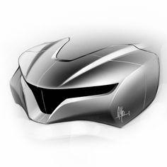 Bildergebnis für Collection of Forms 2011 George Yoo Form Design, Design Art, Speed Form, Supercars, Design Exterior, Car Design Sketch, Car Sketch, Industrial Design Sketch, Transportation Design