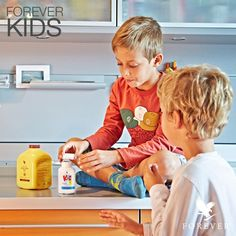 Forever Kids the perfect nutritional for your children. #foreverliving #foreverkids #children #nutrition #supplement