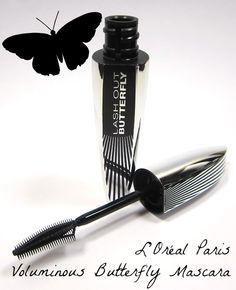 L'Oréal Paris Voluminous Butterfly Mascara.