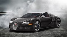 Awesome shot of a Bugatti Veyron