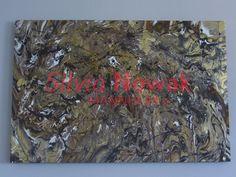 Goldrausch,Silvia Nowak Mannheim-Abstrakte Kunst, Moderne Kunst, Acrylbilder, Acrylfarben, Acryl, Acrylic Painting, Abstract Canvas, Art Painting, Fluid Acryl, Fluid Acrylic, Fluid Painting, Fluid Canvas, Abstract Painting,