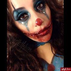 #halloween #makeup by sharlene