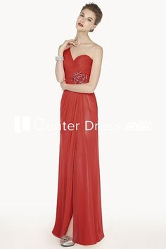 $101.09-Sexy One Shoulder Chiffon Long Sweetheart Red Long Prom Dress With Slit and Back Keyholes. http://www.ucenterdress.com/one-shoulder-chiffon-long-prom-dress-with-front-split-and-back-keyholes-pMK_301325.html.  Free Shipping & Free Custom Made! Buy cheap prom dresses, party dresses, night dresses, maxi dresses, little black dresses, junior prom dresses, girls prom dresses, designer prom dresses for sale. We have great 2016 prom dresses on sale at #UcenterDress.com today!