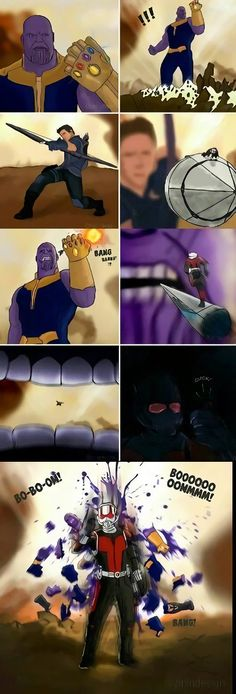 30 Side-Splitting Avengers Memes Proving Thanos' Defeat Is Imminent