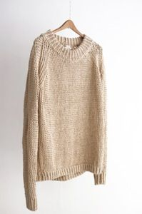 Image of KNIT#21-NATURAL HEMP by Jan-Jan Van Essche