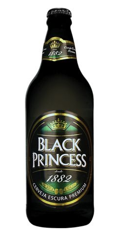 ! I´ve already drank this beer ! From BraSil ! [Black Princess - Dark American Lager - 4.8%abv]