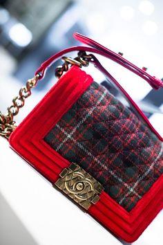 Chanel Métiers d'Art Collection Paris - Edinburgh