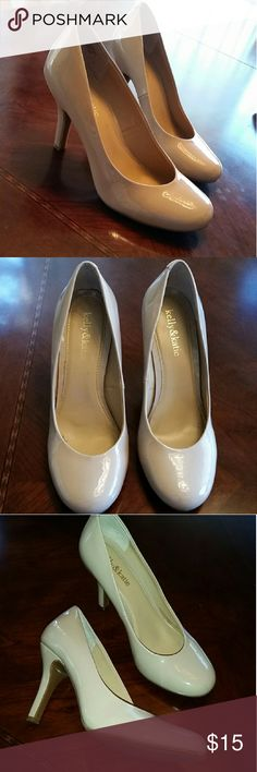 Kelly & Katie Nude Pumps Size 7 1/2 in women  In great condition! PRICE FIRM Kelly & Katie Shoes Heels