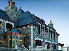 Real estate magnate Don Abbey custom-built homes for himself in Montana and outside Los Angeles -- then decided to put them both on the market. His Shelter Island estate is the largest home for sale in Montana, at 24,000 square feet. Its listed at $78 million.
