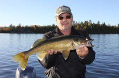 Walleye Fishing Like Nowhere Else - Northern Ontario, Canada