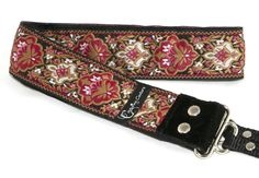 "Rose Baroque 1.5"" Camera Strap by Capturing Couture 
