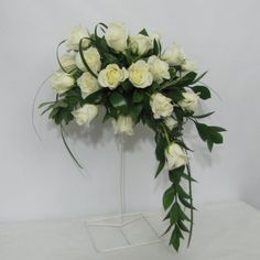 Learn how to make bridal bouquets, corsages, boutonnieres, centerpieces, church decorations and more.  Buy fresh flowers and discount florist supplies.
