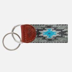 Smathers & Branson El Paso Needlepoint Key Fob