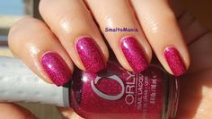 Holothon 2015: Orly Miss Conduct