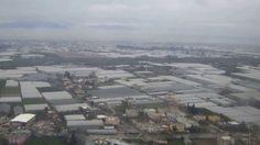 landing at Antalya Airport (AYT) Turkey