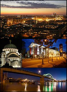 Belgrade , Serbia. @Shauna Adams happy now? Lol