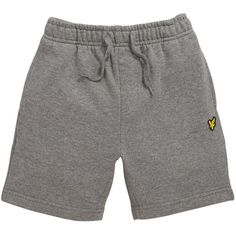 Lyle & Scott Sweat Shorts (245 EGP) ❤ liked on Polyvore featuring bottoms