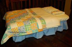 The Quilt Dish: G'night, sleep tight....don't let the bed bugs bite!