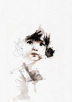 Florian Nicolle illustrations 2011 on Behance