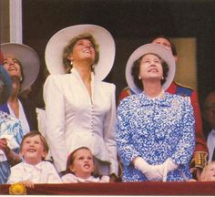 Princess Diana, June 13, 1987