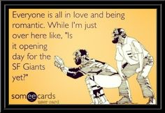 S.F. Giants, my one and only.