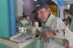 Esta cafetería estatal es frecuentada por el sector poblacional de bajos ingresos (foto de Yanela Durán)