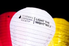 Lighting The Night For A Good Cause